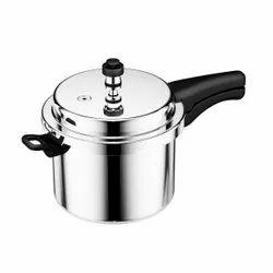 Uptron Gold 7.5 Litre Aluminium Pressure Cooker