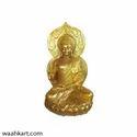 Golden Gautam Buddha In Meditation