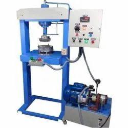 Single Phase Paper Plate Making Machine