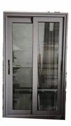 Powder Coated Residential Aluminium Sliding Door, Interior