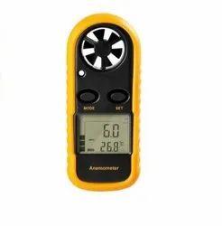 Handheld Anemometers