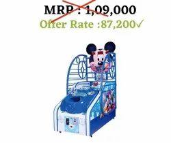 Mini Basketball Arcade Game Machine