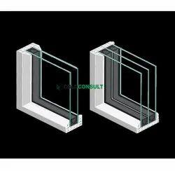 View Port Glass For Door