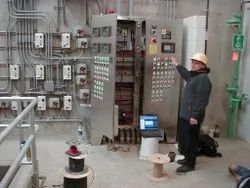 Electric Control Panel Commissioning Service, in Local