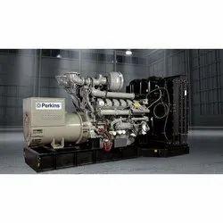 500 kVA Perkins Diesel Generator Set, 3-Phase