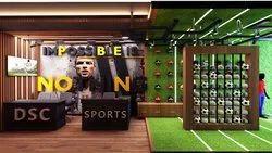 Sport Shop Interiors