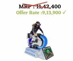 VR Bike Racing Simulator