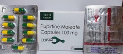 Flupirtine Maleate 100 Mg Capsule