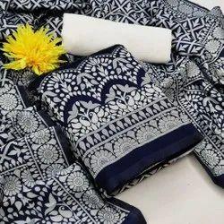 CLEMIRA PURE COTTON JEQUARD DRESS MATERIAL