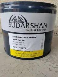 10 L Sudarshan Red Oxide Zinc Chromate Primer