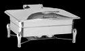 Grand Rectangular Hydraulic Chafing Dish New