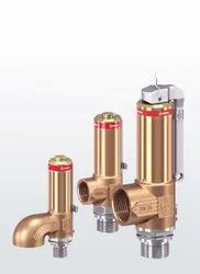 Series 2480 Safety Valves And Fittings For Cryogenic Applications