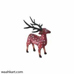 FRP Deer Statue in Real Look