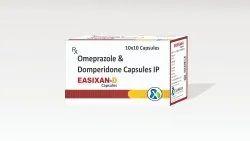 Omeprazole And Domperidone Capsules I P