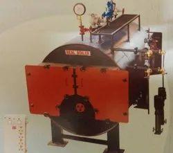 Wood Fired 7000 kg/hr Horizontal Package Boiler