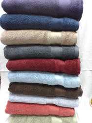 Soft Cotton Bath Towel
