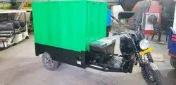 Electric Loader 300 KG Closed Body