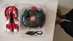ABS Plastic Kids Remote Control Racing Car