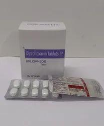 Ciprofloxacin 500mg Tablets
