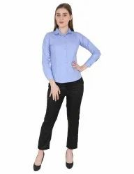 E-Commerce Women Formal Shirt Photography