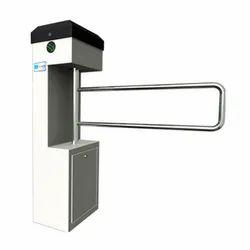 Semi Automatic Motorized P Type Swing Gate