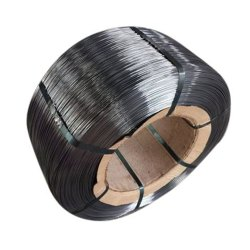 Black Mild Steel HB Wire