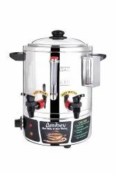 230v Stainless Steel Electric Milk & Water Warmer, For Commercial, Capacity: 5 Litres