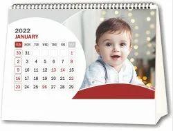 Table Calendar 102- Cute Kids