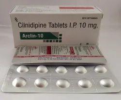 Cilnidipine 10mg Tablet