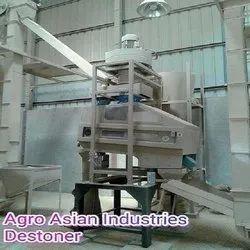 AGRO ASIAN WHEAT DESTONER MACHINE