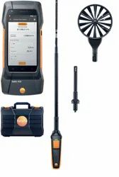 Testo 400 Air flow and IAQ measuring Instrument