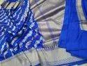 Banarasi Handloom Weaving Silk Saree