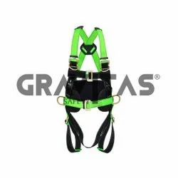 Gravitas Safety Full Body Harness/ Safety Belt (FBH-043)