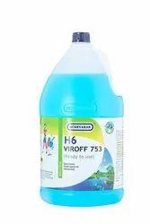 Schevaran Viroff 753 Hand Sanitizer 5 LTR