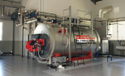 Oil Fired 3.5 TPH Industrial Steam Boiler, IBR Approved