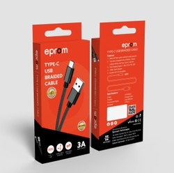 Type-C Nylon Braided USB Cable