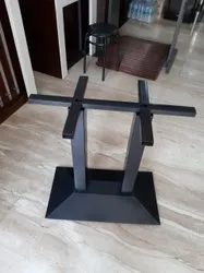 Black Table Metal Frame