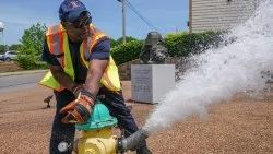 Fire Hydrant System Testing Service, Local Area