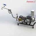 Industrial High Pressure Cleaner