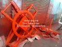 Mild Steel Turntable (Drum Rotator) For Conductor