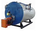 Oil & Gas Fired 4 TPH Steam Boiler, IBR Approved