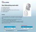 Oxygen Mask Non Rebreathing Adult