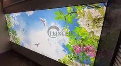 UV HD Printed/3D Stretch Ceiling