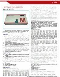 BTC Instruments Universal IC Tester