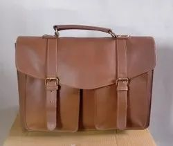 Office Leather Laptop Bags