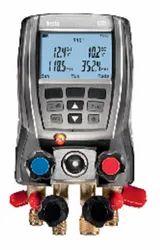 Testo 570 Electronic Manifold with Vacuum & Data Management