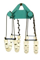 Pipe Roller Lowering Cradle