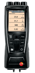 Testo 480 Professional VAC Analysis Measuring Instrument