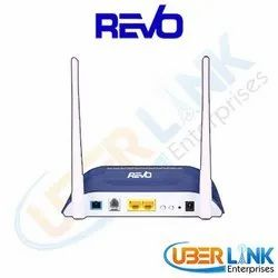 White 3 1110W XONT Optical Network Unit, For Internet With Voip