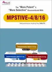 Methylprednisolone Tablets IP 8 MG